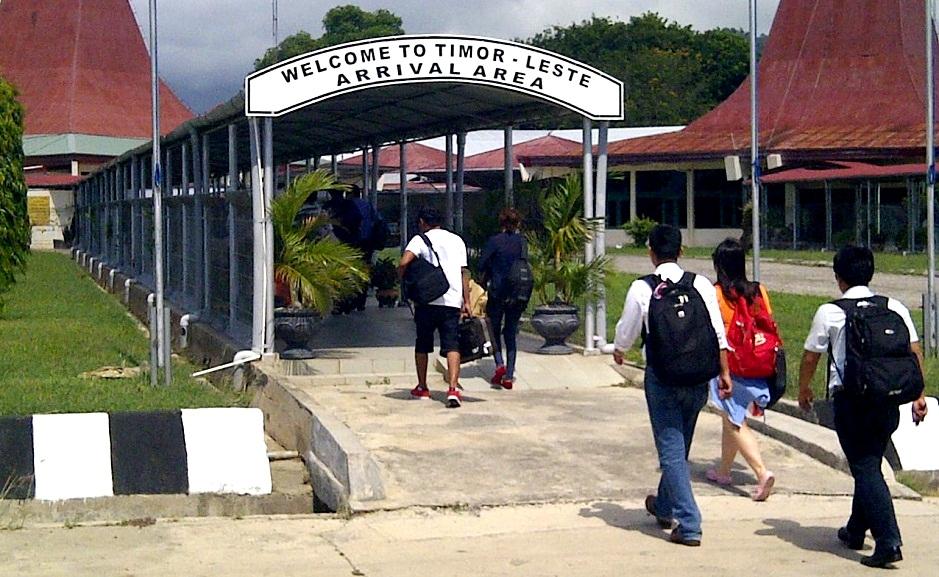 Undangan Hore Mengunjungi Timor Loro Sae